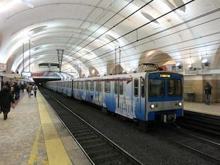 Nubifragio a Roma, chiusa la fermata Termini sulla Metro A per un guasto elettrico