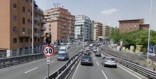 Tunnel della Tangenziale Est chiuso a causa di un incidente: traffico intenso in zona