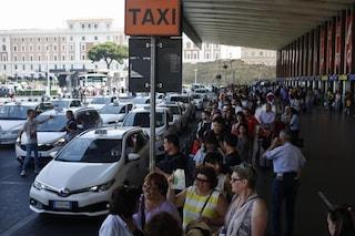 Sciopero dei taxi a Roma domani, martedì 26 novembre: rischio caos in città
