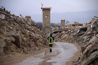 Amatrice, a tre anni dal terremoto la cerimonia per le 238 vittime del sisma