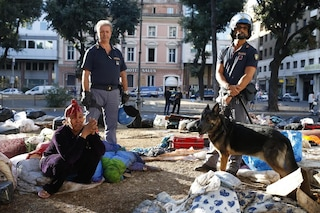 Sgombero piazza Indipendenza: aperto fascicolo per racket dei posti letto