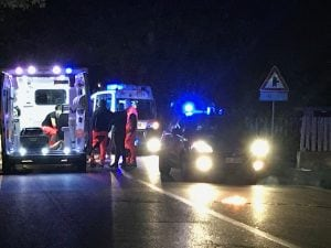 Incidente stradale (Immagine di repertorio)
