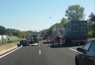 Incidente in autostrada, muore una bimba di 11 anni di Rieti: la mamma morì subito dopo il parto