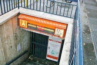 Metro A Roma: chiuse le stazioni di Repubblica, Barberini e Spagna