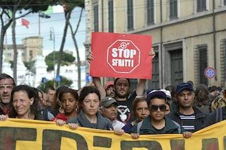 """Roma, ritardi di mesi per il bonus affitto: """"A gennaio rischio boom di sfratti e senza casa"""""""