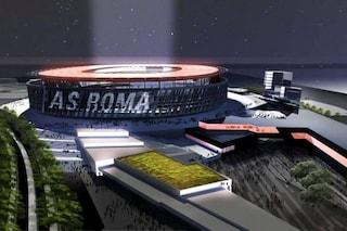 """Stadio della Roma, il sindaco di Fiumicino: """"Abbiamo le infrastrutture, lavori in 18 mesi"""""""