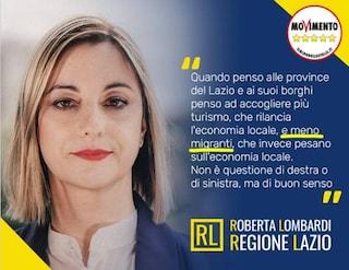 Fico e Di Battista si dissociano dalle parole di Roberta Lombardi sui migranti