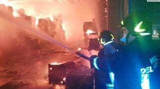 Latina, tenta di dare fuoco alla casa della figlia: anziano morto ustionato