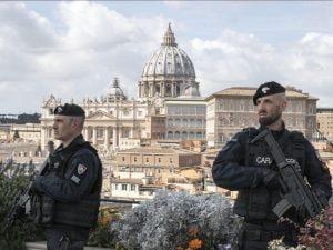 Allerta terrorismo Roma