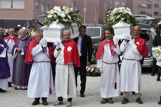 """Funerali Latina, Don Livio: """"Anche mamma Antonietta ha perdonato Luigi Capasso"""""""