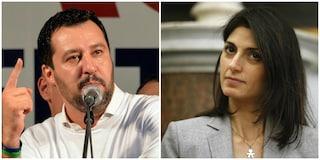 """Salvini contro Raggi per il Natale di Roma: """"Dobbiamo riportare l'orgoglio in città, daje"""""""
