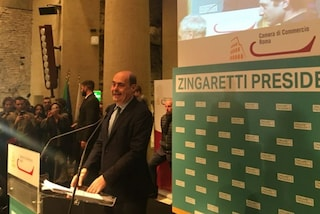 """Regionali Lazio 2018, ha vinto Nicola Zingaretti: """"Il primo governatore riconfermato nel Lazio"""""""