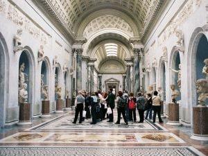 Foto di repertorio – Musei Vaticani