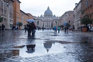 Previsioni Meteo Roma venerdì 15 novembre: allerta meteo per temporali e nubifragi