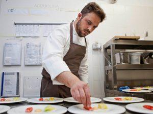Alessandro Narducci, 29 anni, era lo chef del ristorante Acquolina di Roma