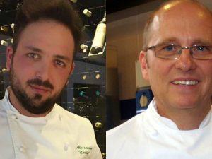 Alessandro Narducci, morto a 29 anni in un incidente stradale, e Heinz Beck, chef tre stelle della Pergola