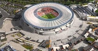 Odissea Stadio della Roma, non si farà a Tor di Valle: quei terreni sono pignorati