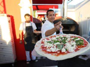 Gino Sorbillo, pizzaiuolo e imprenditore