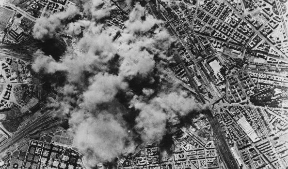 Cadevano le bombe come neve il 19 luglio a San Lorenzo: la storia del bombardamento di Roma