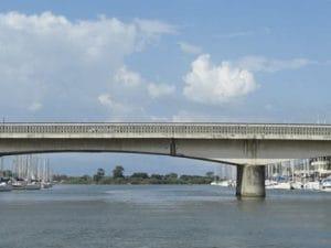 """Foto Facebook """"Quelli che: il ponte della Scafa"""""""