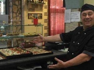 La pizzeria Napul'è di Formia di Gennaro Licciardi
