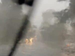 La situazione sulla via dei Laghi, Marino