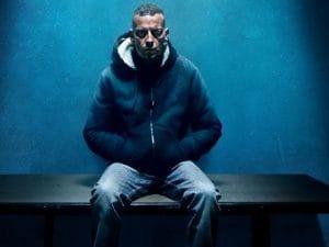 La locandina di 'Sulla mia pelle', il film di Stefano Cucchi