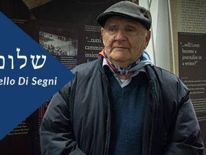 Lello Di Segni, morto a 91 anni. Era l'ultimo sopravvissuto delle deportazioni del 1943