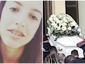 Funerali di Desirée Mariottini