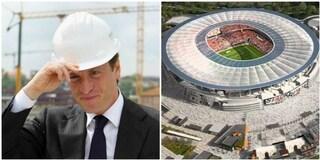 Colpo di scena sullo Stadio della Roma: il procedimento giudiziario dovrà ripartire da zero