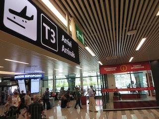 Aeroporto di Fiumicino: il sistema informatico di Alitalia si blocca, ritardi e disagi