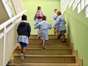 Bambini alla scuola materna (Fonte: La Presse)