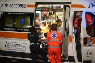 Genzano, 86enne si schianta contromano su un muro in via Appia Vecchia: è grave