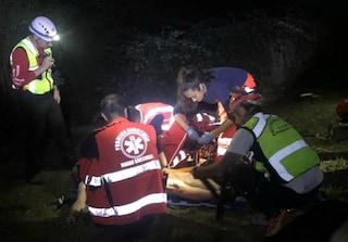 Frosinone, uomo trovato morto in un dirupo: stava facendo una passeggiata in campagna