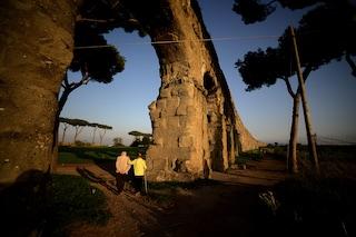 Roma, l'acquedotto Claudio in condizioni precarie: servono interventi urgenti da 5 milioni