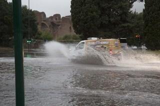 Meteo Roma, domenica 25 novembre previsti forti temporali
