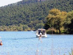 Le ricerche nel lago di Bolsena (Immagine di repertorio. Fonte: La Presse)