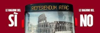Referendum su Atac, accolto il ricorso: consultazione valida, hanno vinto i Si