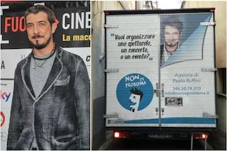 Roma, ritrovato il furgone dello spettacolo di Paolo Ruffini rubato a Porta Maggiore
