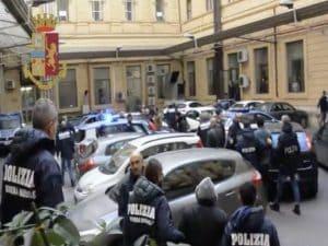 L'arresto della banda degli 'Intoccabili' al Tufello