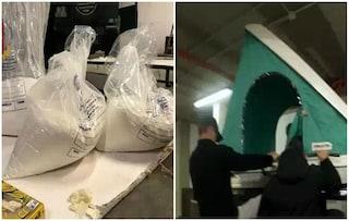 Nettuno, 82 chili di cocaina nascosti nel portamaterasso della tenda da automobile