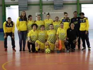 Stefano Colasanti allenatore della squadra femminile di Cittaducale (Foto Facebook)
