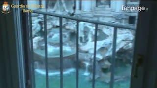 Roma, banda della Magliana: confiscata una casa sulla Fontana di Trevi
