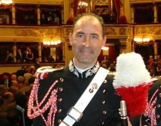Incidente sulla Salaria, ciclista morto a Passo Corese: è Andrea Maida, musicista dei carabinieri