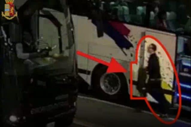 Preso un borseggiatore all'aeroporto di Fiumicino: aveva derubato una turista