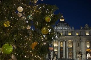 Natale 2018, 7 e 8 dicembre San Pietro e Campidoglio inaugurano gli alberi