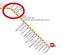 Metro A chiuse stazioni Barberini, Spagna e Repubblica