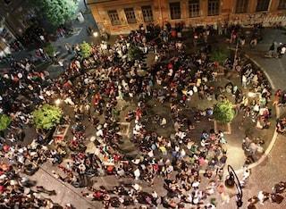 San Lorenzo, contro movida e spaccio tornano le auto: riaperta al traffico piazza dell'Immacolata
