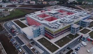 Inaugurato dopo 5 anni di lavori il nuovo ospedale dei Castelli Romani
