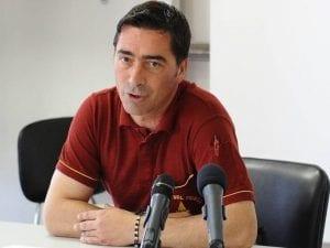 Stefano Colasanti, il pompiere morto ieri nell'esplosione di una pompa di benzina sulla via Salaria